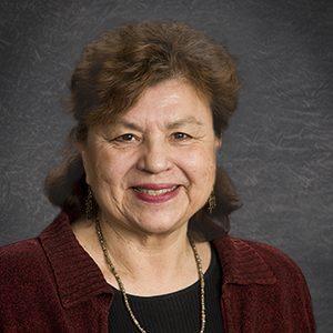 Loretta J. Throop, Athabascan
