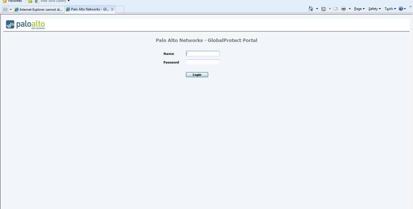 VPN - Southcentral Foundation